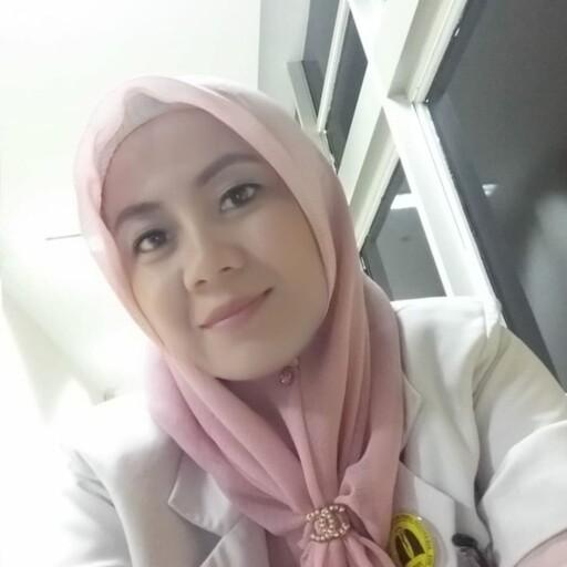 dr. Sari Apriliana R, Sp.P
